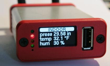 Meteobridge Pro